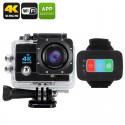 4K Veiksmo Kamera Q3H (3264X1836)/25fps, 16Mp, IP68, Wifi, Time Lapse)