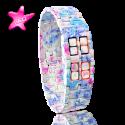 """Moteriškas LED laikrodis """"Iron Geisha"""""""