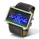 LED Laikrodis (3D Efektas)