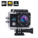 "4K Veiksmo kamera Wifi Waterproof Sports Action Camera - 4K ULtra HD, 16MP, 170° Filmavimo kampas, 2"" Ekranas, HDMI out"