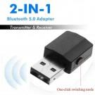 Bluetooth 5.0 Adapteris 2in1 - Siųstuvas/Imtuvas (iki 10M)