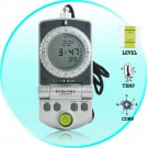 Elektroninis kompasas + Termometras + Laikrodis (Deluxe Edition)
