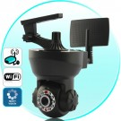PTZ IP Kamera Su WiFi 640x480 (Motion Detection, Night Vision, Audio In/Out)
