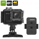 """Veiksmo kamera """"PowerVision"""" Su Pulteliu - 4K UHD, IP68 Waterproof, 120 Filmavimo kampas, 2"""" Ekranas, Wi-Fi, Android ir iOS App"""