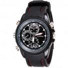Laikrodis Su Slapta Kamera 8Gb (HD 1280x960 Rezoliucija)