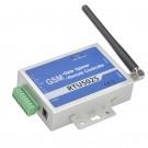 GSM Nuotolinio Valdymo Relė (Palaiko 2 sensorius, Aliarmas, Relė 3A/240V)