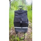 Universalus krepšys su vežimėliu