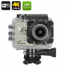 """Veiksmo Kamera """"SJCAM SJ5000X ELITE"""" - 4K (Interpolated),  Gyro sensorius, WDR, 170 filmavimo kampas, Wi-Fi, Android App"""