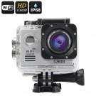 """Veiksmo kamera """"SJ9000"""" Wi-fi HD Su Nardymo Dėklu - 1080p, 30FPS, 170° filmavimo kampas, 14Mp raiška, 2"""" Ekranas, HDMI Out"""
