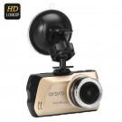"""Vaizdo registratorius """"Ordro D1"""" - 1080p, 3"""" LCD, 150"""" Filmavimo Kampas, H.264 Video, G-sensorius"""
