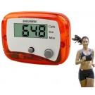 Skaitmeninis Žingsniamatis Su LCD Ekranėlių (bėgimui, ėjimui, kalorijų skaičiavimui, fitnesui)