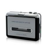 Audio Kasečių USB MP3 Konverteris. Kasečių perrašymas į MP3