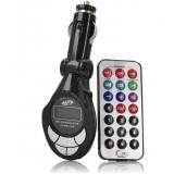 FM Moduliatorius Su Pulteliu (2.5mm Audio/SD/USB/DC12V)