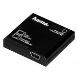 Hama All in One SD Kortelių Skaitytuvas USB 2.0 (SD/SDHC/miniSD/miniSDHC ir microSD/microSDHC)