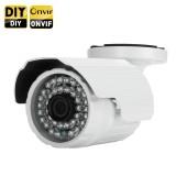 """Lauko Apsaugos IP Kamera """"Mini IP Security Camera"""" (4MP HD raiška, ONVIF 2.0, -20+60°C, Naktinis Matymas, Judesio aptikimas)"""