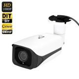Vidaus Apsaugos IP Kamera 1080p Full HD su 40m naktiniu matymu (ONVIF 2.0)