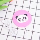 Silikoninis USB Puodelio Šildytuvas (Su Panda)