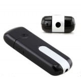 Slapta Kamera - USB Raktas (720x480, Motion Detection)