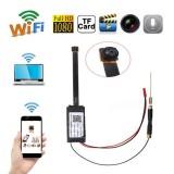 Slapta Wifi Mini Kamera (2mm, 1080P HD, 5.0Mp)