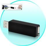 USB Blakė - Klaviatūros Paspaudimų Registratorius