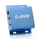 Analoginių Kamerų Vaizdo Įrašymo Įrenginys. Mini Security DVR (MicroSD, Judesio aptikimas)
